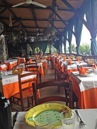 La Tagliata: Sitting Area