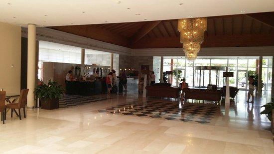 Valentin Sancti Petri Hotel Chiclana : Lobby