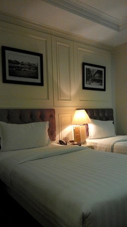 Silverland Jolie Hotel & Spa: Charming furnishing