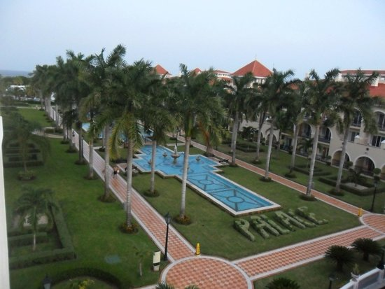 Hotel Riu Palace Mexico : FUENTE CENTRAL