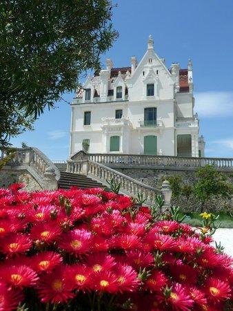 Parc de Valmy : fleurs