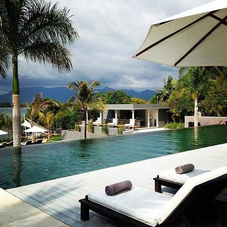 The Lombok Lodge: Hotel Pool
