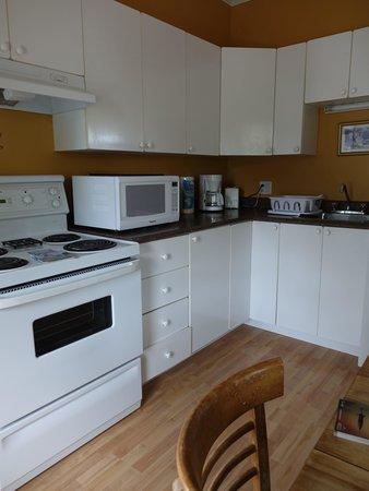 La Bergeronette : kitchen