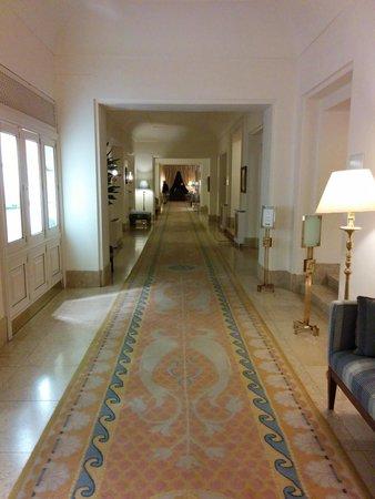 Eurostars Gran Hotel La Toja: Interior