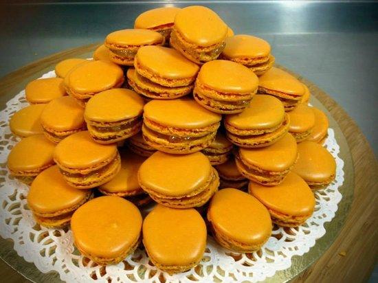 Macarons Apogia Paris