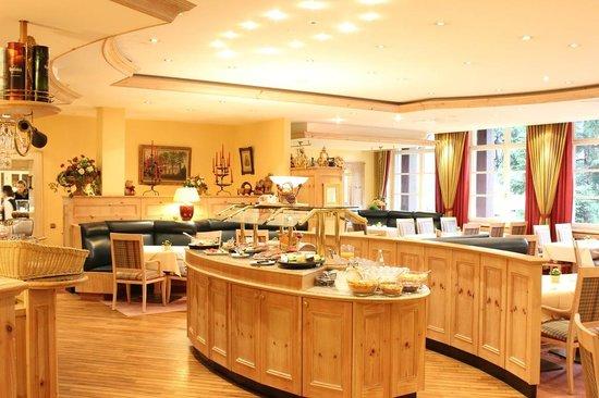 Alt Lohbrügger Hof: Restaurant