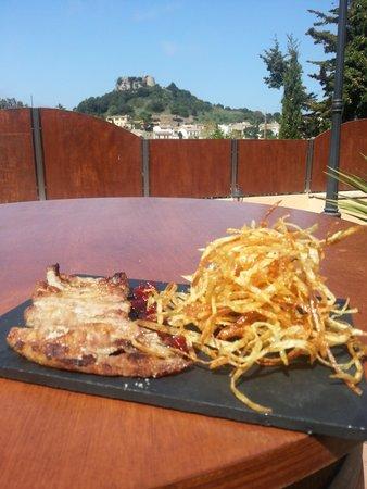 Taverna Son Molas: Secreto Iberico