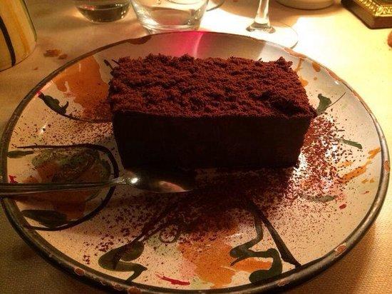 Pietro al Pantheon: Cioccolato!!!