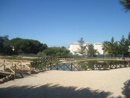 Vale d'El Rei Hotel & Villas: Lago - Natureza