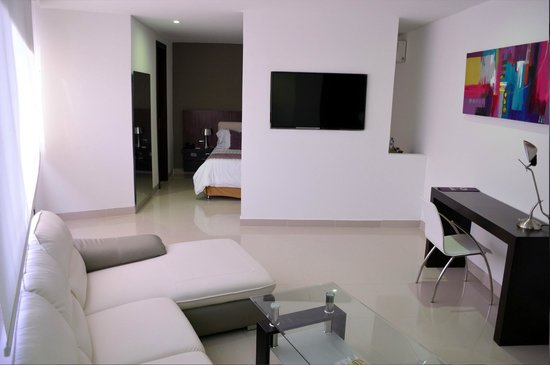 Park inn by Radisson Diamond Barranquilla : Habitacion Estandar Superior