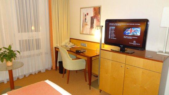 ACHAT Plaza Karlsruhe: Zimmer
