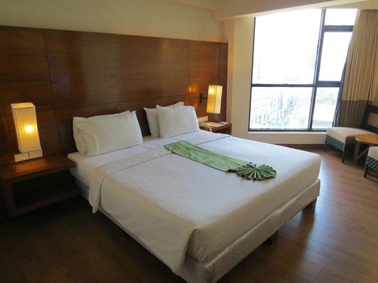 The Seasons Pattaya: Bedding
