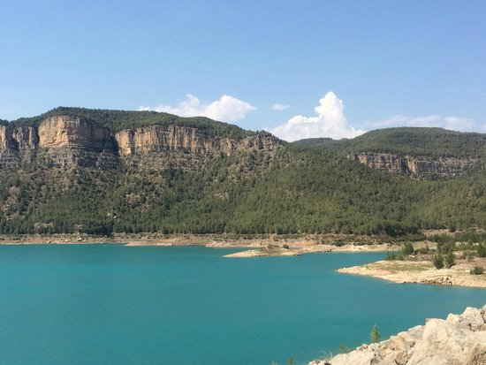 Do! Valencia Hot Spring Day Tours: man made lakes