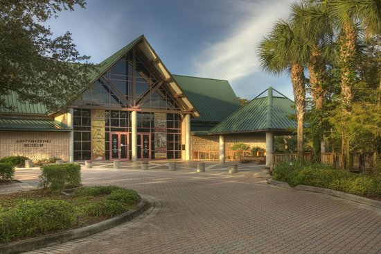 Clewiston, فلوريدا: Museum exterior