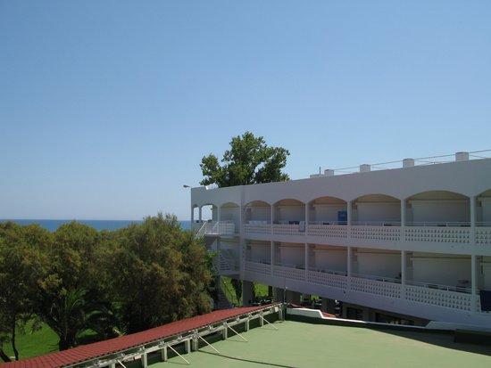 路易斯桑特島海灘飯店照片