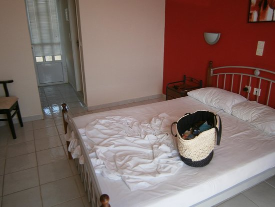 Zante Pantheon Hotel : Lovely clean room