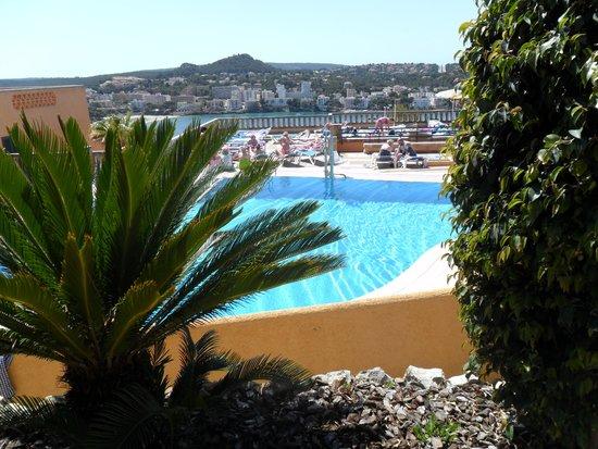 Club Santa Ponsa: zwembad.