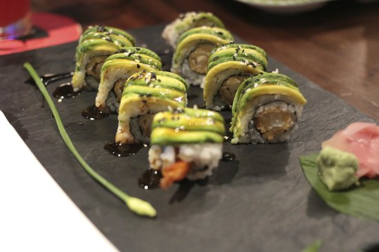 Tai by Red Snapper: Sushi