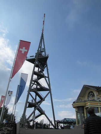 Uetliberg Mountain: Tower