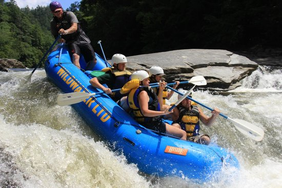 Wildwater Rafting - Chattooga: Section IV