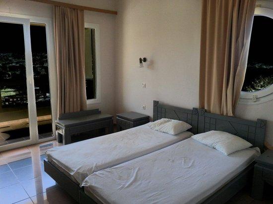Scala Hotel Apartments : Bedroom