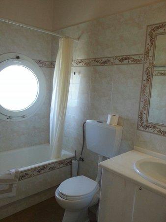 Scala Hotel Apartments : Bathroom
