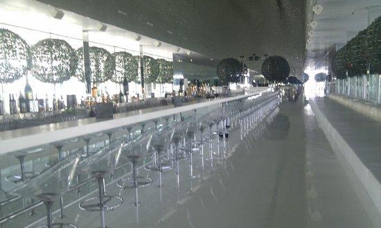 Adam & Eve Hotel: Самая длинная барная стойка в Европе