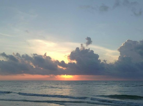 Ziggy Beach: l'alba