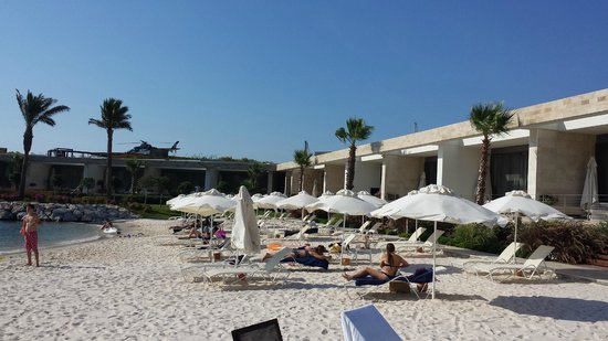 Palmalife Bodrum Resort & Spa: Sandstrand