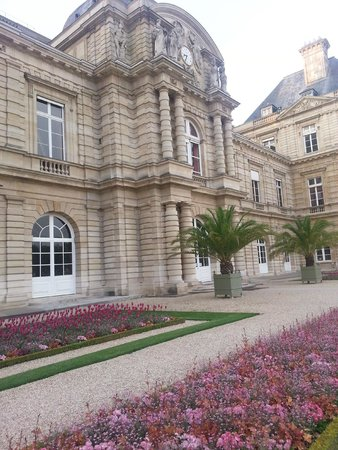 Jardin du Luxembourg : Сезон весна 2013