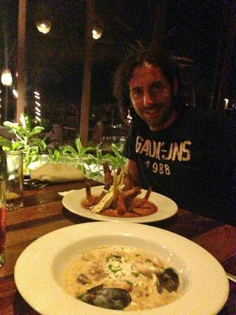 Ziggy Beach: la nostra cena