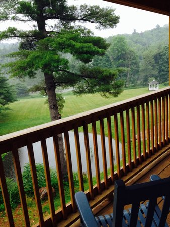506 On The River Inn : View from the room