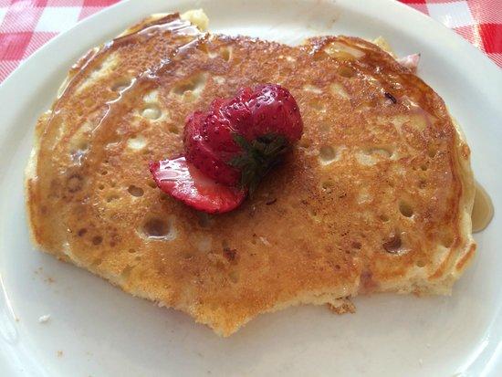 Frankie's Kitchen : heavenly pancake