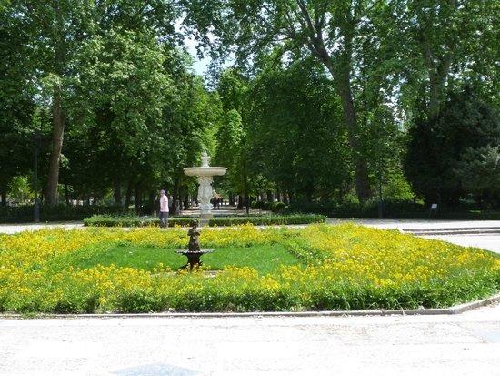 Retiro Park (Parque del Retiro): Lindo parque