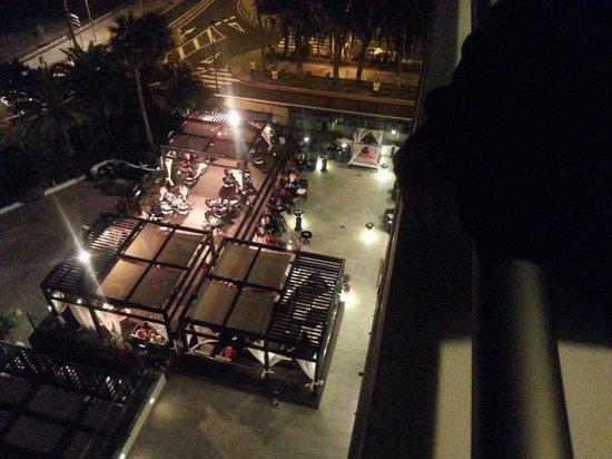 Sol Costa Atlantis : Espectáculo en la terraza