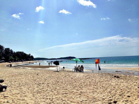 Malibu Koh Samui Resort & Beach Club: Chaweng beach