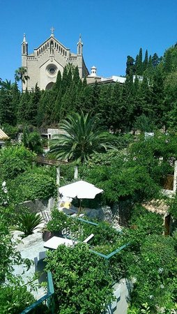 Jardi d´Artá Boutique-Hotel: Garden
