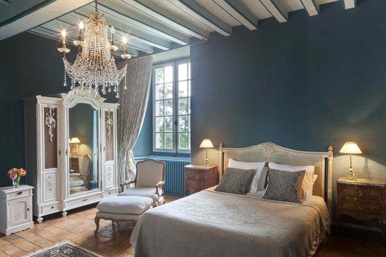 Château de l'Epinay : Bleu Roi