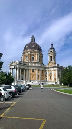 Basilica di Superga : la basilica