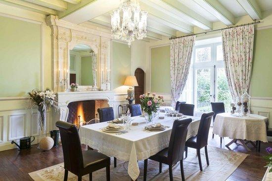 Château de l'Epinay : Salle à manger
