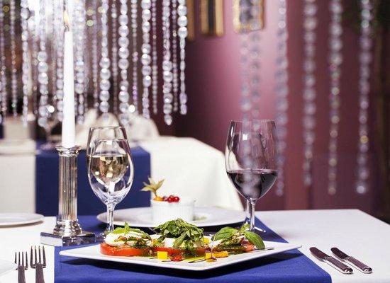 City Hotel Teater: Restaurant