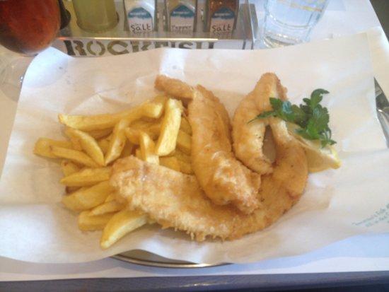 Rockfish Dartmouth: Dartmouth Platter