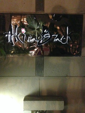 JW Marriott Hotel New Delhi Aerocity : Akira Back - Japanese Restaurant