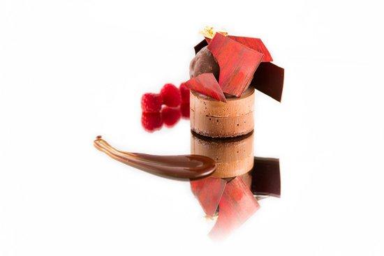 L'Epuisette : Dôme chocolat