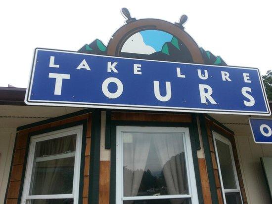 Lake Lure Tours : Lake Lure Pontoon Boat Tours
