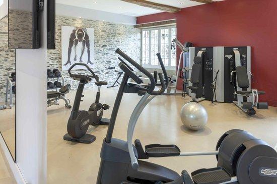Chateau de l'Epinay: Fitness