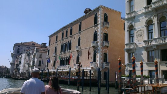 The Gritti Palace, A Luxury Collection Hotel: The Gritti Palace from the Grand Canal