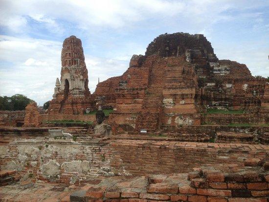 Wat Mahthat : ワット・プラ・マハタート