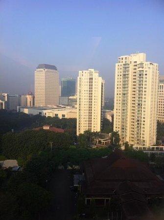 Century Park Hotel: view 2