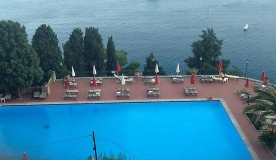 Hotel Villa Diodoro: my photo doesn't do this justice